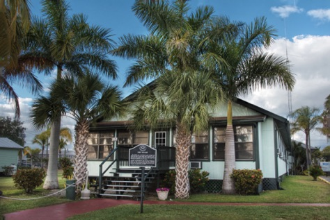 Ivey House, Everglades City